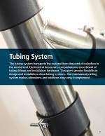 Tubing system chapter from catalogue
