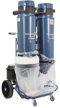 DC 3900L twin dust extractor